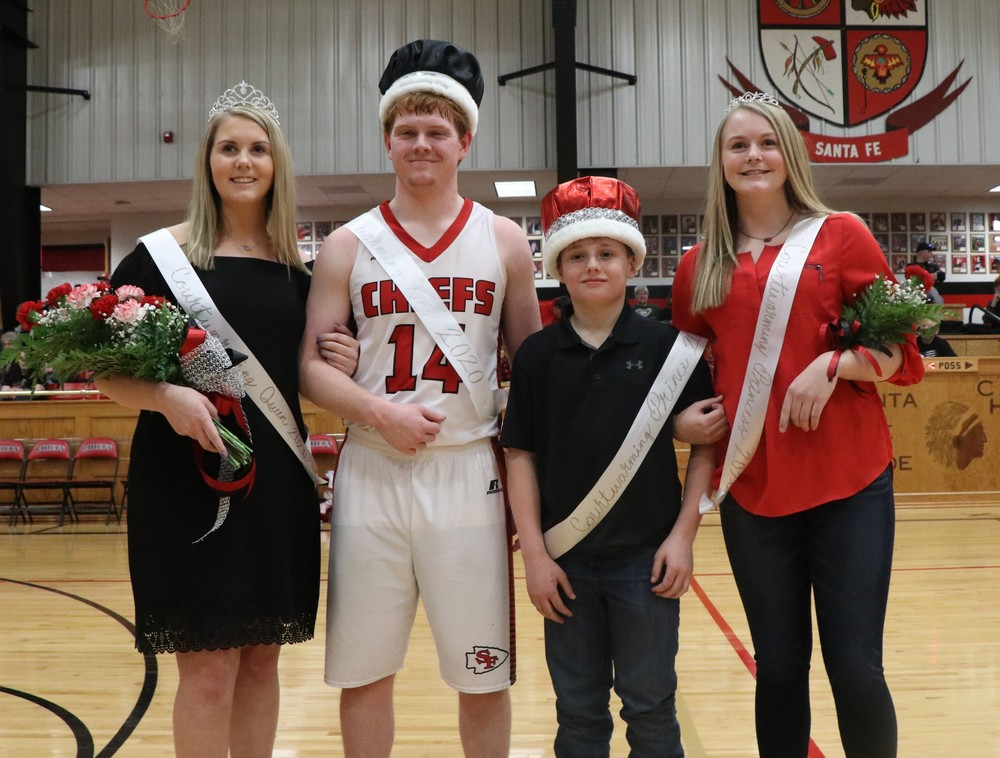 Courtwarming Royalty 2020
