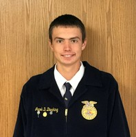 Jacob Dierking -  FFA StarFarmer Finalist