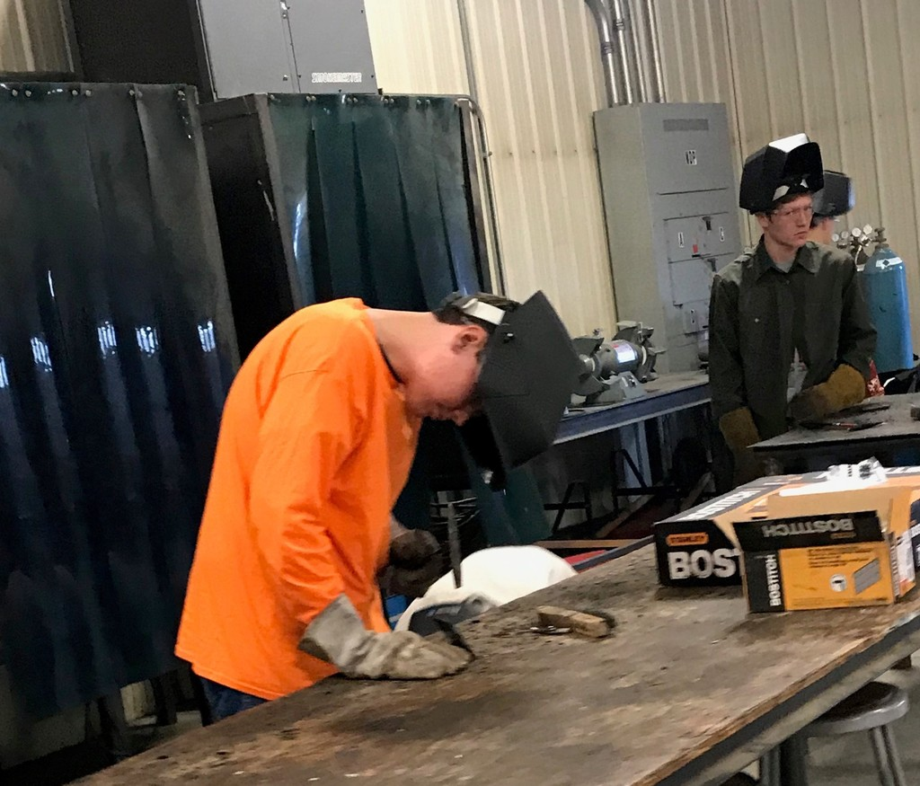 Ag Construction - Weld Day