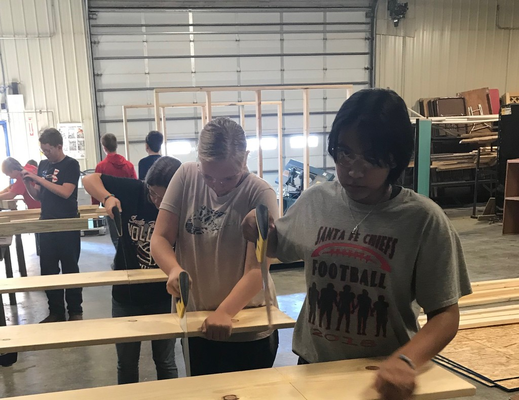 8th grade woodworking