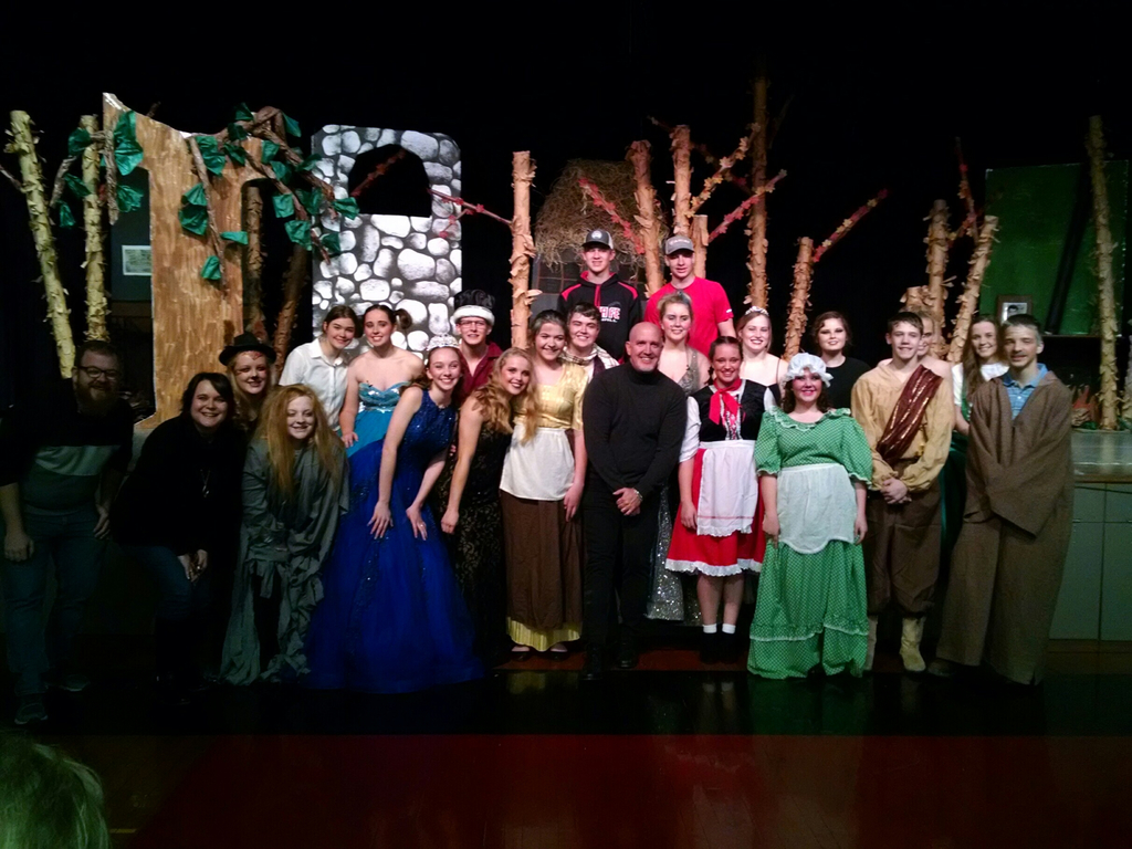 Into the Woods with Mr. Greg Gilpin!