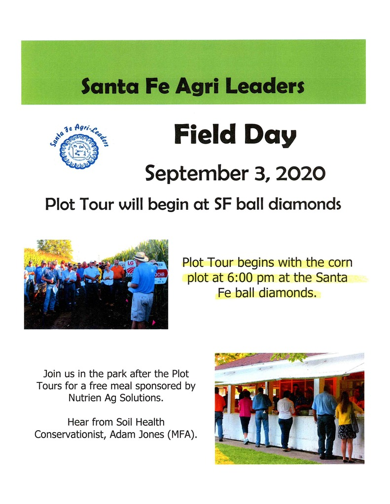 Santa Fe Agri-Leaders Field Day